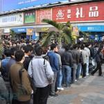 [Bulvár] V Číně se stojí fronty na nový Android, aneb iPhone nejsi sám.
