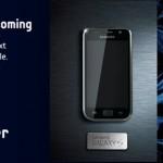 Specifikace Samsung Galaxy 2