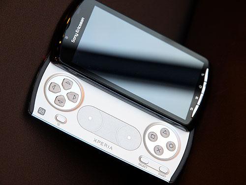Sony Ericson Xperia Play Playstation 1