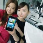 LG Optimus 2X jde v Korei do prodeje