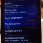 Sony Ericson potvrdil Android 2.4 na SE Xperia Arc byla jen chyba