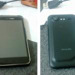 Fotky HTC Telefonu bez viditelných tlačítek