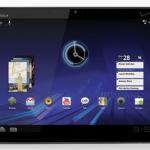 Motorola Xoom WiFi dostává aktualizaci na Android 3.2