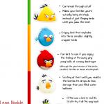 Zajímavé srovnání zabijáků z Angry Birds