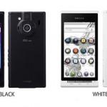 Regza vodotěsný Android telefon od  Fujitsu Toshiba
