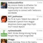 Twitter 2.0 v Android Marketu