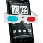 HTC Evo 3D a Evo View 4G – specifikace