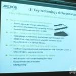 Archos 9 generace s pevným diskem a dvou jádrovým procesorem taktovaným na 1,6 GHz