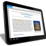 QuickOffice Pro HD optimalizován pro Honeycomb tablety