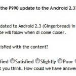 Gingerbread pro LG Optimus 2X bude začátkem prázdnin