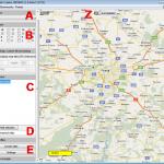 TrekBuddy – vlastní offline silniční nebo turistické mapy i jednoduchá navigace