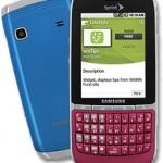 Ekologický Samsung s QWERTY a Androidem za pár dolarů