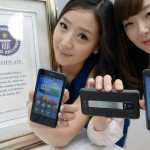 LG Optimus 2X zapsán do Guinessovy knihy rekordů