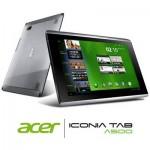 Android 3.2 aktualizace pro Acer Iconia tab A500 odložena na 10. září
