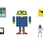 Android Apps: Sociální sítě a obrázky