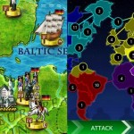 3 válečné a dobyvatelské strategie pro Android