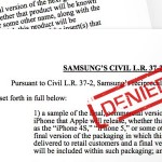Apple nebude Samsungu ukazovat iPhone 5 a iPad 3