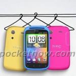 HTC Glamor: nový Android pro ženy