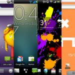 Živé tapety pro Android – první vydání