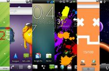 Živé tapety pro Android - první vydání