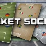 Pocket Soccer – zábavný fotbálek pro jednoho i dva hráče