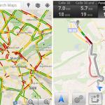 Google spustil informace o dopravě i v České a Slovenské republice!