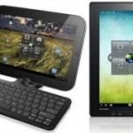 Unboxing a představení tabletů Lenovo ThinkPad a IdeaPad K1