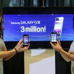 Samsung prodal 3 miliony Galaxy S II za 55 dní