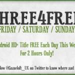 3 HD hry od Gameloftu tento víkend zadarmo