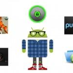 Android apps – prázdninové vydání