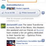 Facebook testuje nové GUI androidí aplikace – zkuste jej také!