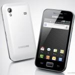 Do Evropy se dostává Gingerbread pro Samsung Galaxy Ace