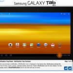 Jste začátečníci s Honeycomb tabletem a nevíte si rady? Zkuste online simulátor Galaxy Tabu 10.1