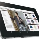 Sharp RW-T107: první tablet s NFC