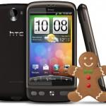 """Vyšel Android 2.3 Gingerbread pro HTC Desire! Je určen jen """"vysoce pokročilým uživatelům"""""""