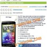 HTC Vigor se pravděpodobně dostane i do Evropy