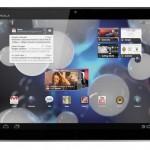 Evropská Motorola Xoom dostává Android 3.1 Honeycomb