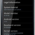 Samsung vydal aktualizaci na Android 2.3.4 pro Galaxy S II, zatím ale jen v Polsku a Brazílii