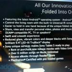 Sony S1 se bude prodávat pod názvem Tablet S