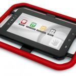 Vinci Tablet – upravený Samsung Galaxy Tab pro malé děti