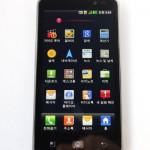 LG Optimus LTE (U+) na dalších fotografiích