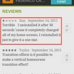 A cenu za nejhloupější komentář na Android marketu získává…