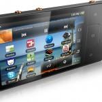 Philips GoGear Connect 3 – multimediální přehrávač s Androidem 2.3 a Wi-Fi