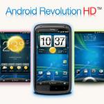 Android Revolution – HTC Sensation ROM s přetaktováním na 1.56 GHz