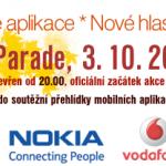 Čtvrtá AppParade již 3. října v Bio Oku
