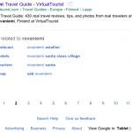 Přepněte si do klasického zobrazení Google při vyhledávání na tabletu