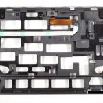 Sony Tablet S rozebraný do posledního šroubku