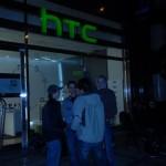 HTC Sensation XE - fronta
