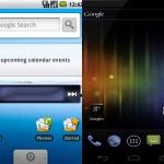 Tři roky Androidu: jak se změnil od Cupcake po Ice Cream Sandwich