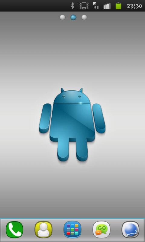 Скачать Андроид Go Launcher Hd
